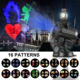 LED Christmas light projector with 16patterns,Waterproof,Item Code:PR16CH02